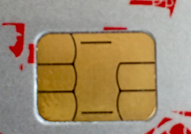 Chip Card